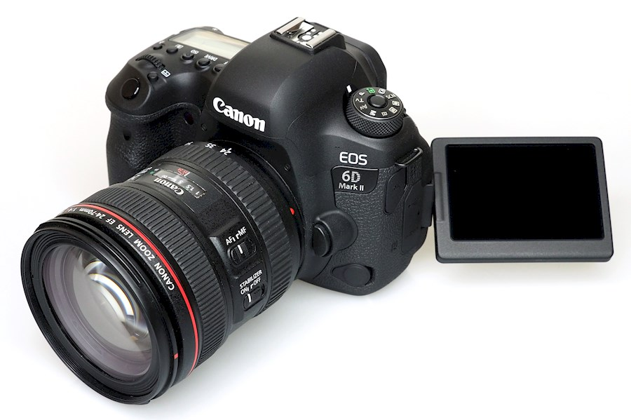 Rent a Canon Eos 6D Mark II in Schagen from Roy