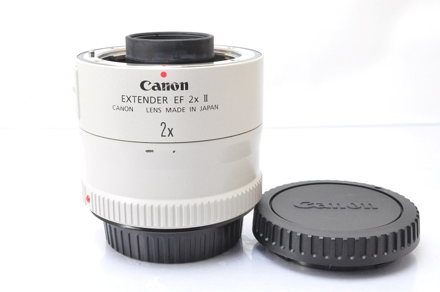 Rent CANON EF 2.0X II EXTENDER from Roy