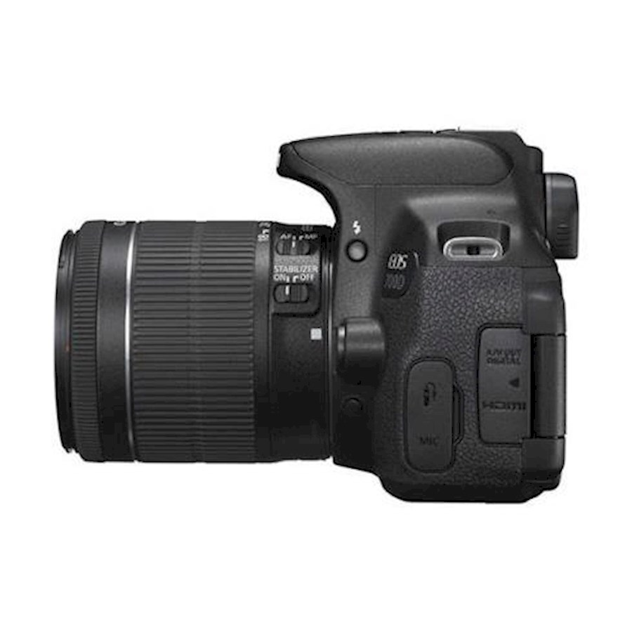 Rent a Canon EOS 700D + Canon Zoom lens 18-55 mm in Koekelberg from Thijs
