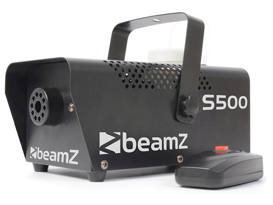 Rent BeamZ S500 rookmachine... from Kevin