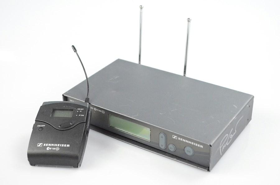 Rent a Sennheiser EW300 G2 Wireless Audio in Enschede from Daniël
