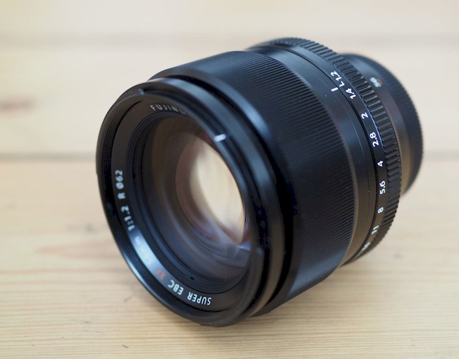 Rent a Fujifilm 56 1.2 in Middelburg from ANDY TROY MULTIMEDIA