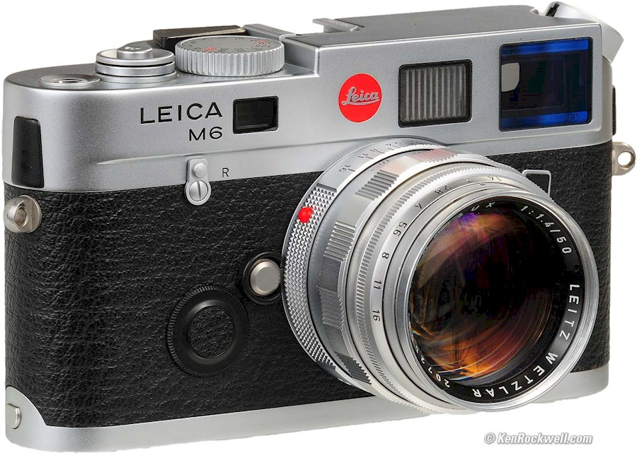 Rent a Leica M6 in Leiderdorp from Luc