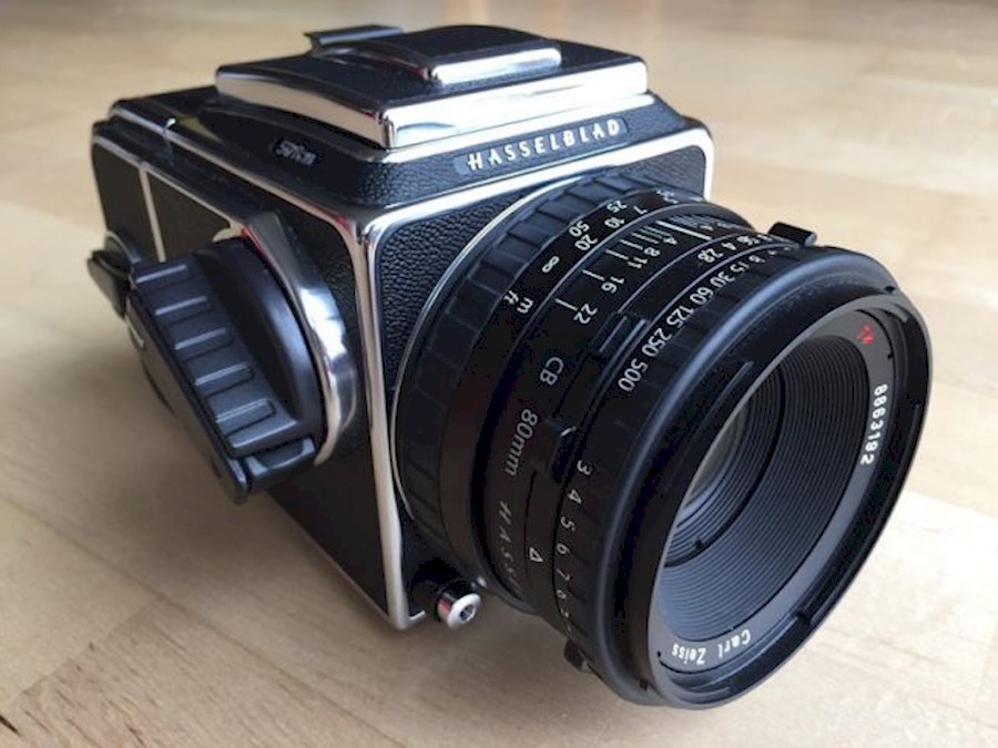 Rent a Hasselblad 501 CM in Leiderdorp from Luc