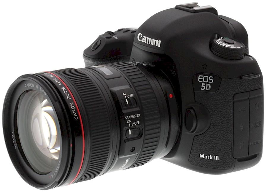 Rent a Canon 5D mark 3 in Kampen from Nanouschka