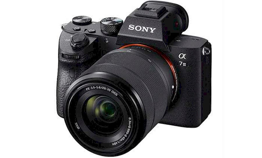 Rent a Sony a7iii in Maastricht from Nilovel