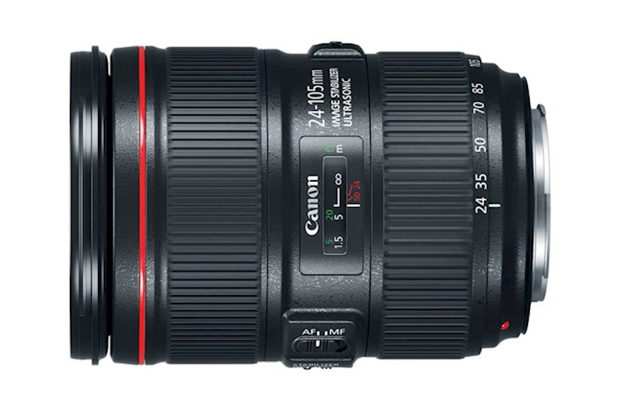 Rent a Canon EF 24-105mm F4L IS II USM in Oisterwijk from Ruben