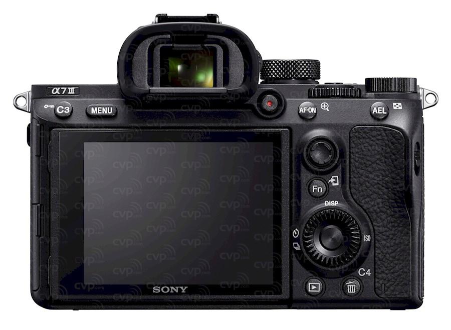 Rent a Sony A7 Mark III in Tessenderlo from Yannick