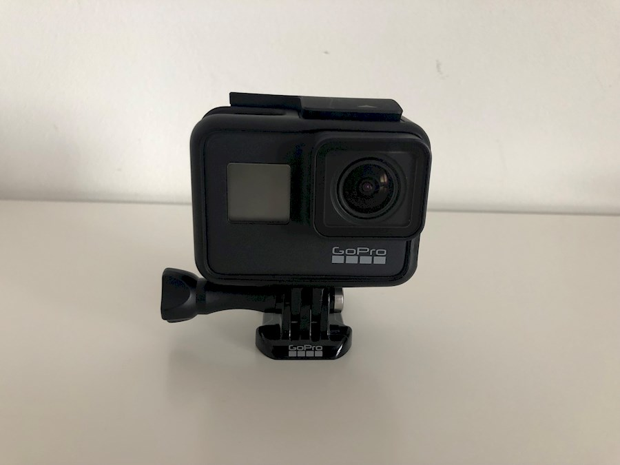 Rent a GoPro Hero 7 Black in Nieuwland from Melvin
