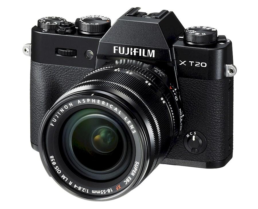 Huur een Fujifilm x-t20 in Enschede van Ralph