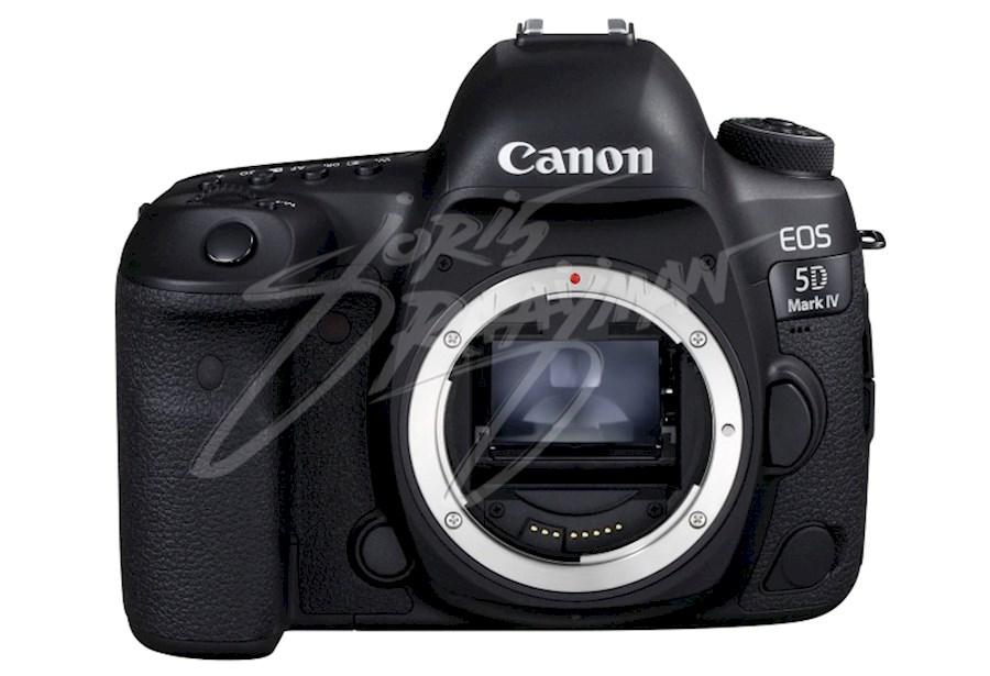 Huur Canon 5D Mark IV van Joris