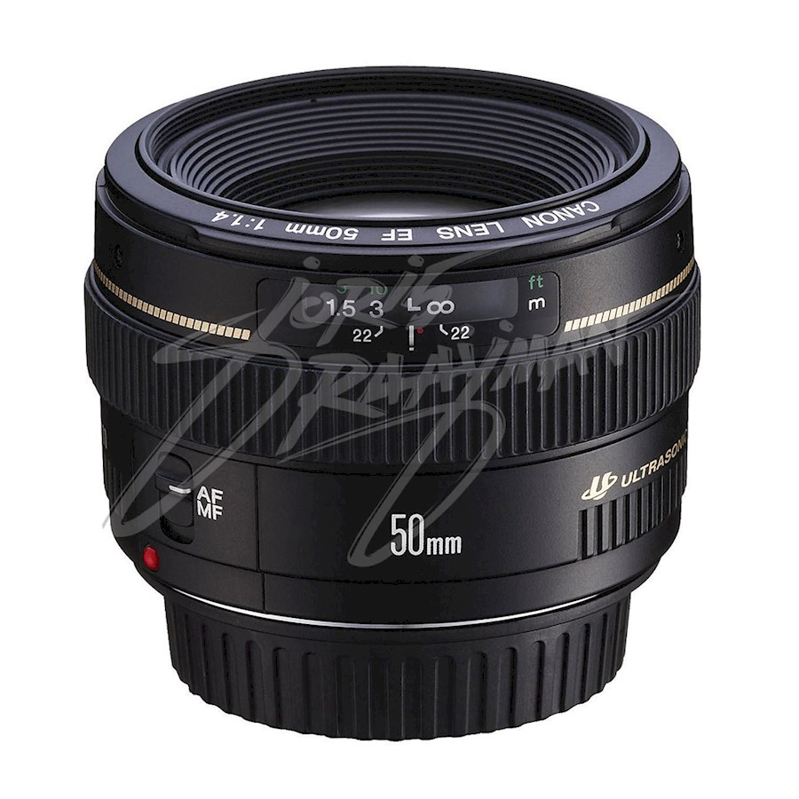 Rent Canon EF 50mm f/1.4 USM from Joris