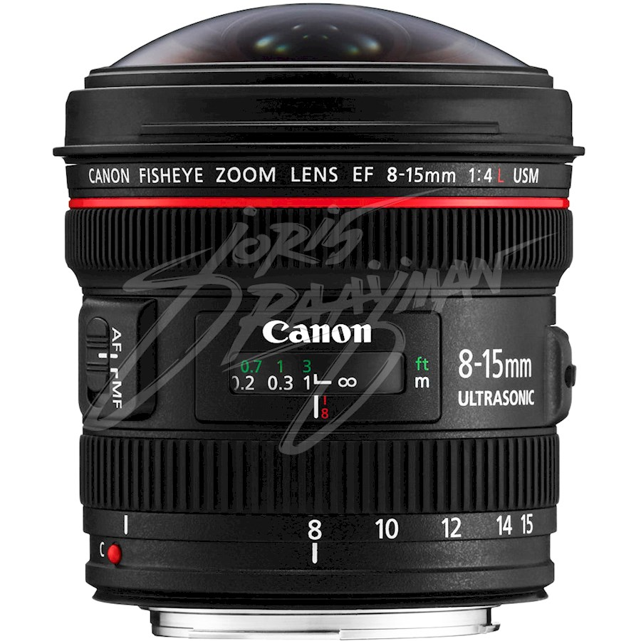 Rent CANON EF 8-15MM F/4.0 ... from Joris