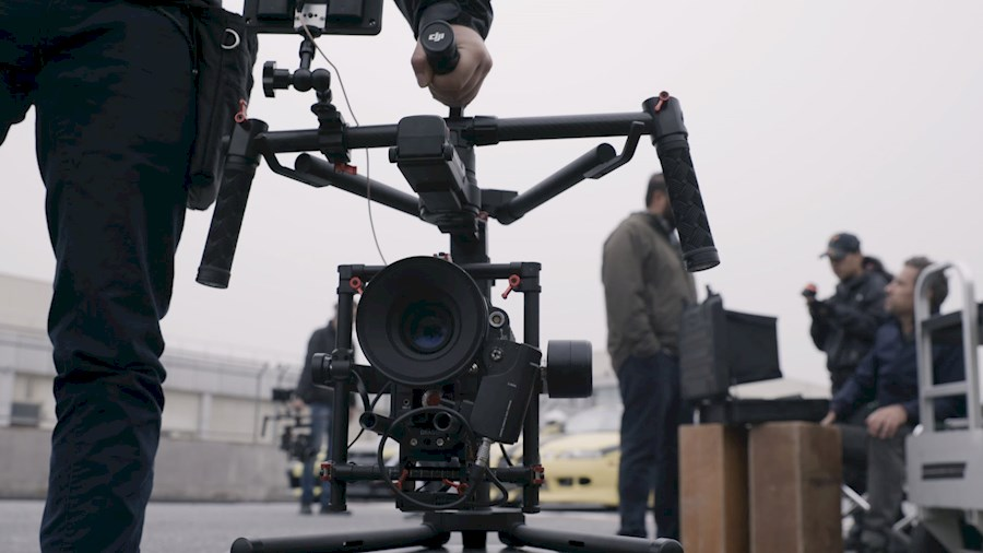 Rent DJI Ronin MX from Ruben