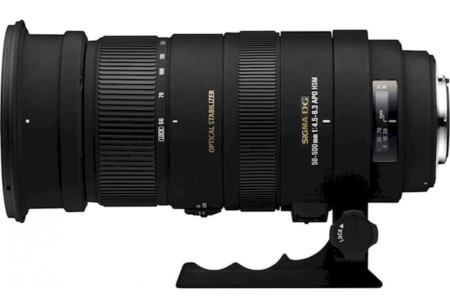 Rent Sigma 50-500mm f/4.5-6... from Maarten