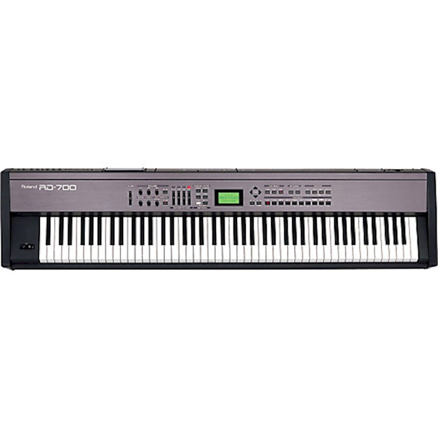 Rent Roland RD 700 Stage Piano from DELIGHT BACKLINE VERHUUR