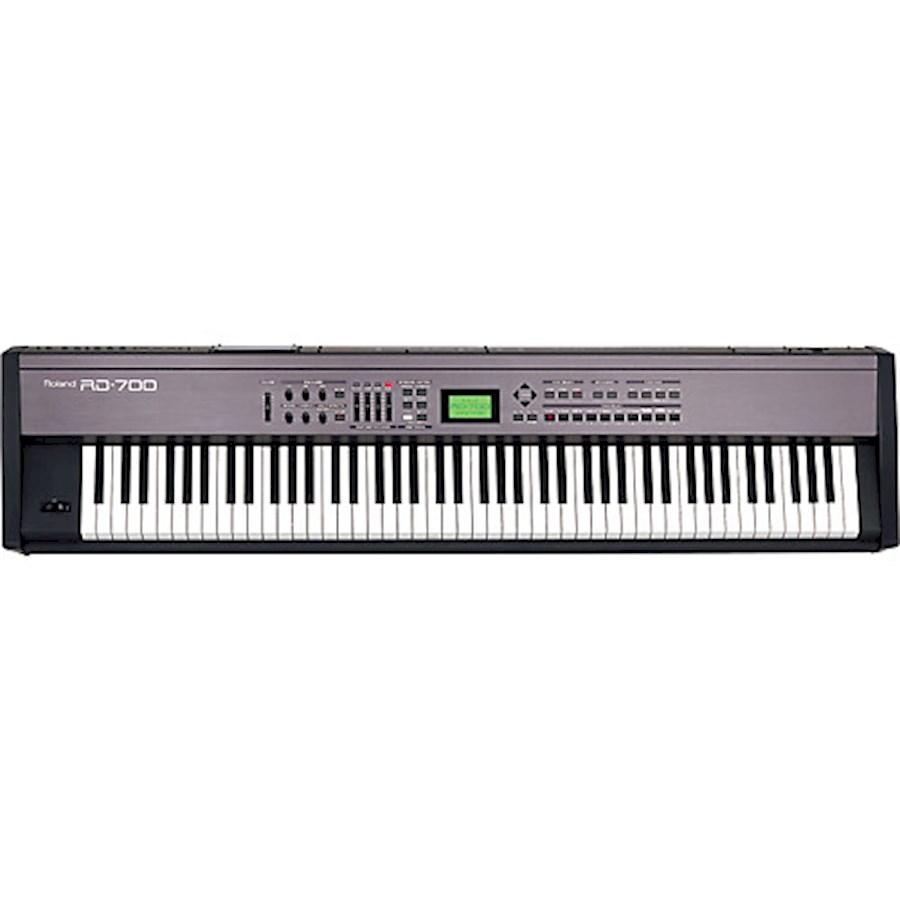 Huur Roland RD 700 Stage Piano van DELIGHT BACKLINE VERHUUR