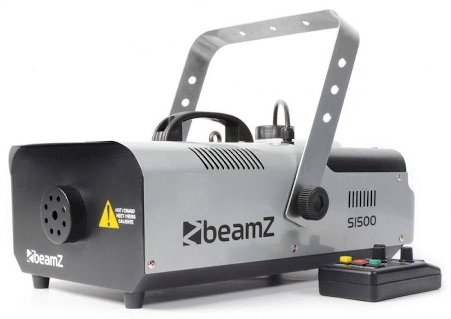 Rent BeamZ S1500 Rookmachine from Nick