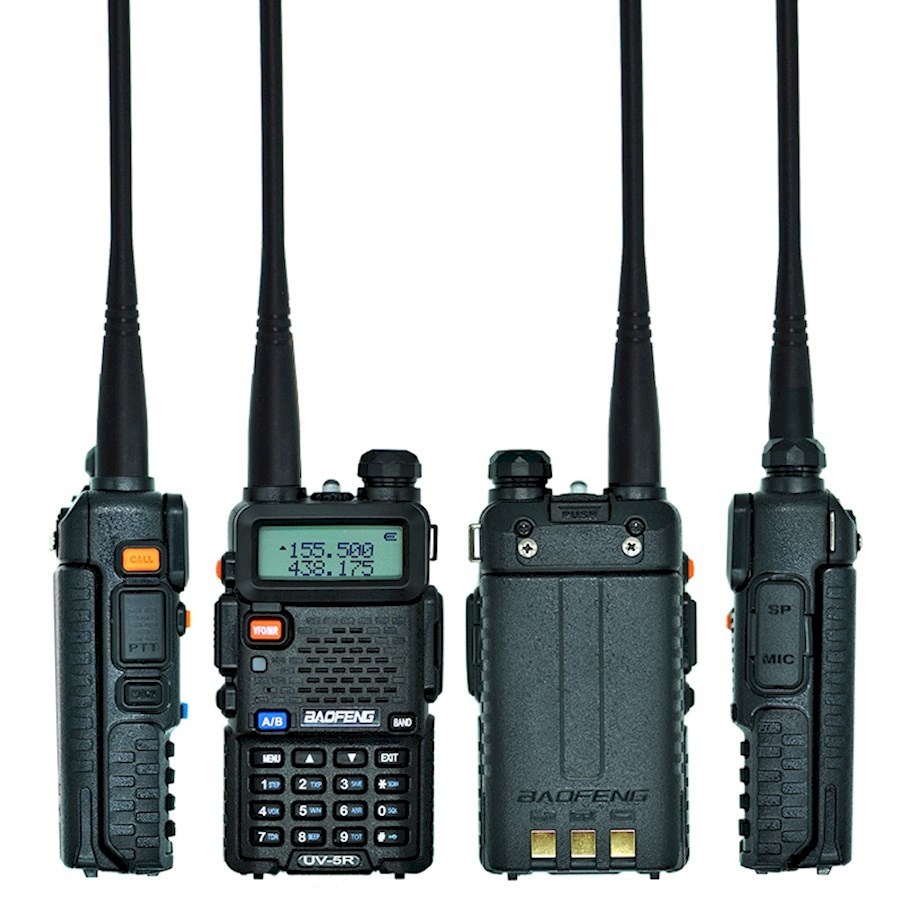 Rent Baofeng UV-5R Dualband... from Matthijs
