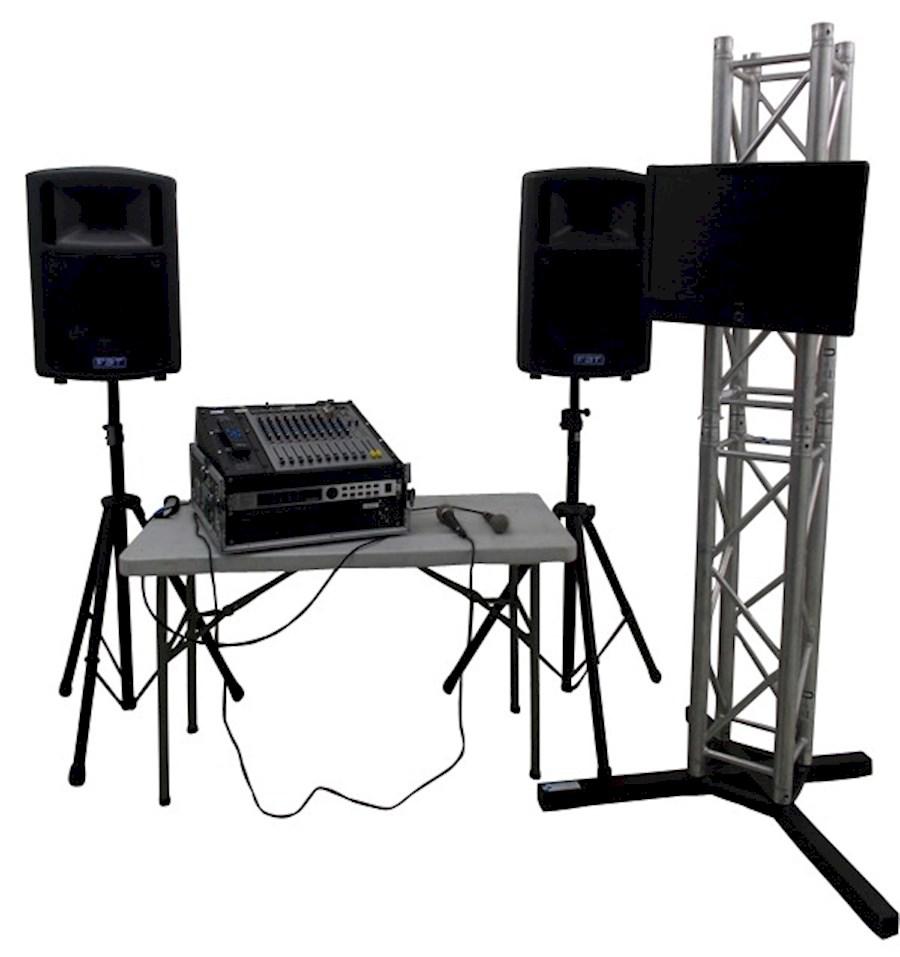 Rent Complete Karaoke Set v... from Roderik
