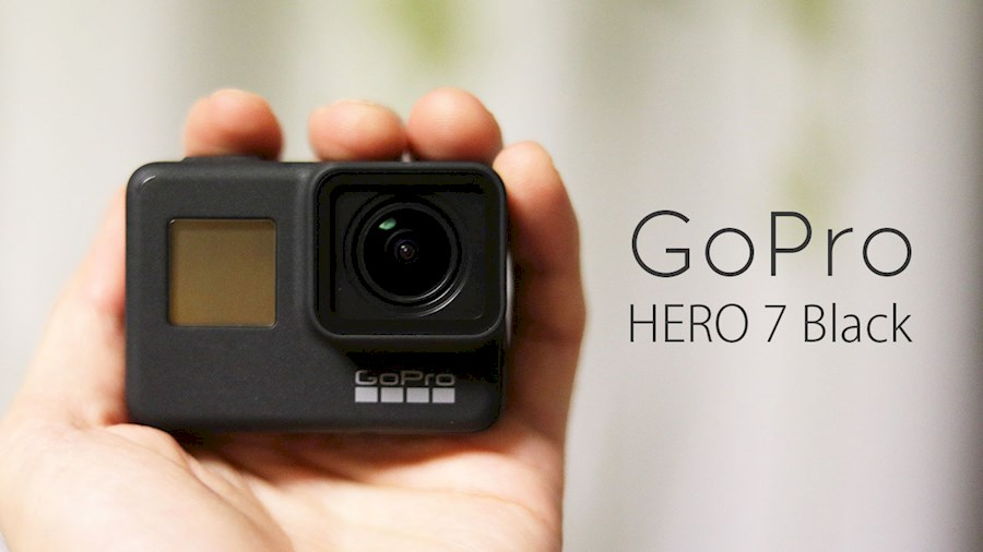 Rent a GoPro Hero7 black in Zwolle from Mart