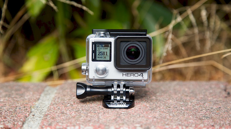 Rent GoPro Hero 4 Silver Ed... from Guido