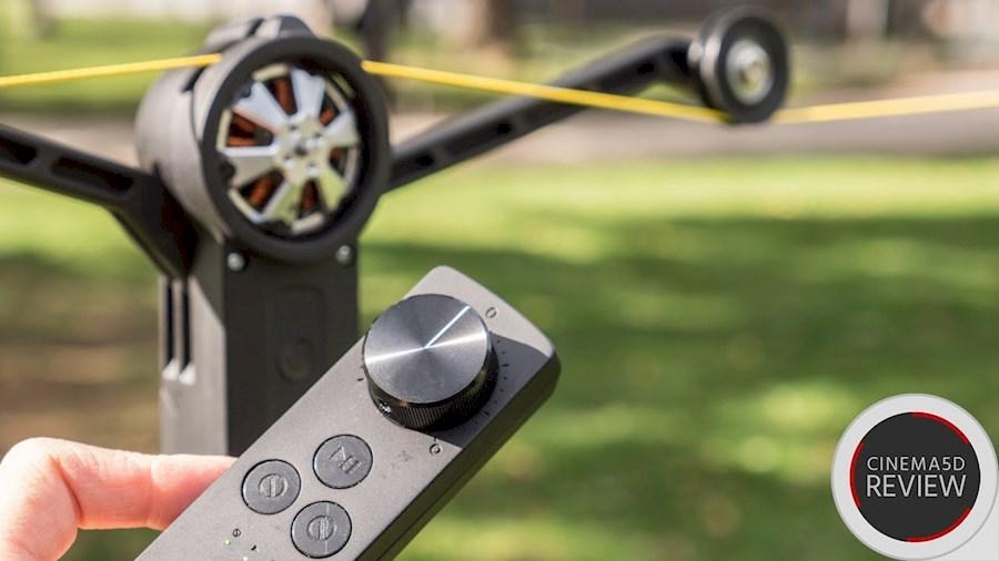 Huur een Cablecam in Woudsend van FILMKE.NL