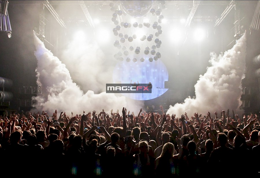 Louez MagicFX Co2 Power jet de ALLIED LASER