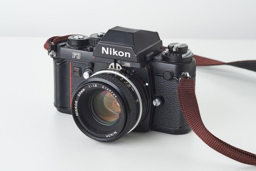 Rent a Nikon F3 in Tilburg from R VAN DER HULST