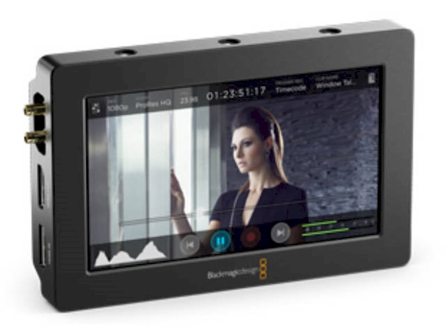 Rent a Blackmagic Video Assist in Rotterdam from Renze