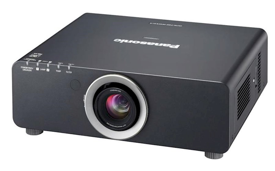 Rent a Panasonic PT-DZ 6700 - full hd - 16:9 in Goirle from ALLIED LASER