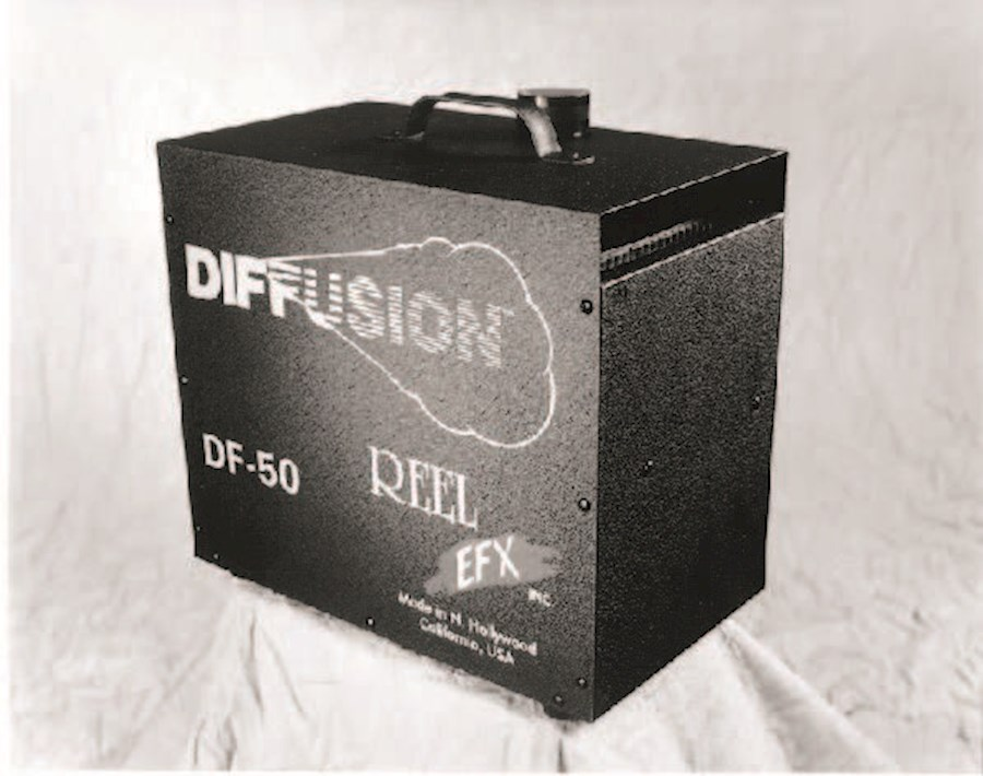 Rent Diffusion DF-50 hazer ... from Joep