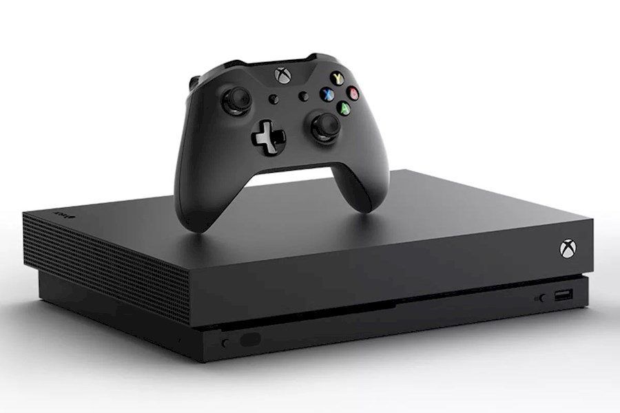 Rent a Xbox one X in Hulsberg from Jordy