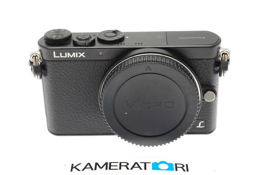 Rent a Panasonic DMC-GM1 Black (16MP, M4/3) in Utrecht from Jeroen
