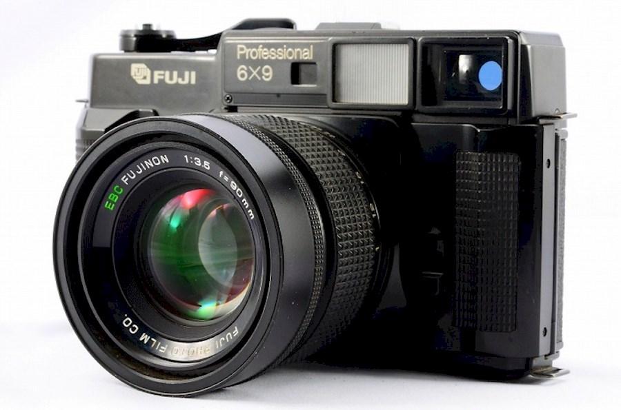 Rent Fuji GW690II + Fujinon... from David