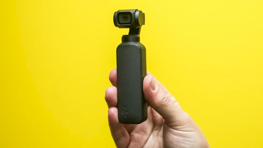 Rent DJI Osmo Pocket from Martijn
