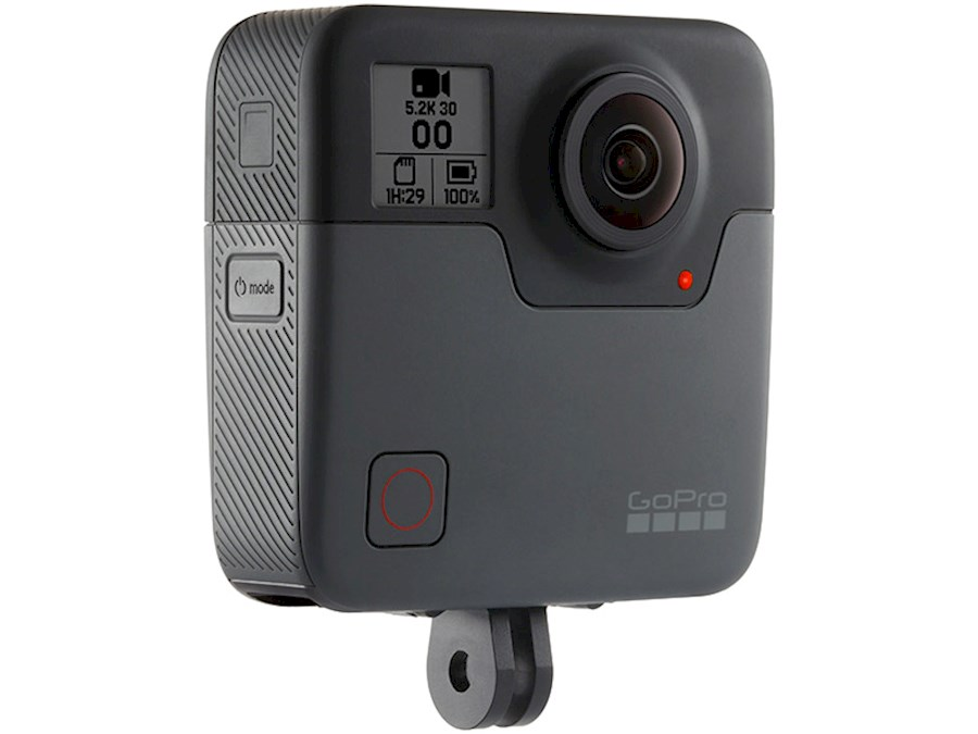 Rent GoPro Fusion from Melvin