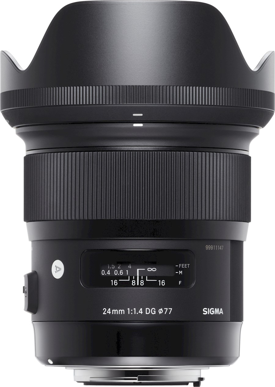 Rent a SIGMA 24mm F1.4  DG HSM | Art  Canon in Houten from SIGMA BENELUX B.V.