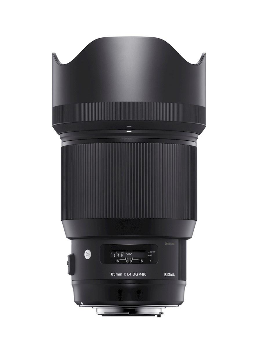 Rent a SIGMA 85mm F1.4  DG HSM | Art Nikon in Houten from SIGMA BENELUX B.V.