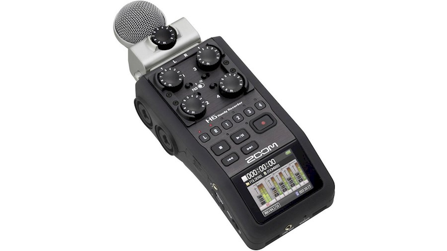 Rent a Zoom H6 Audio Recorder in Oisterwijk from Ruben