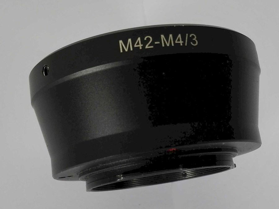 Rent a Adapter M42  to MFT in Nieuwkuijk from BLICK FILM & LIVE V.O.F.