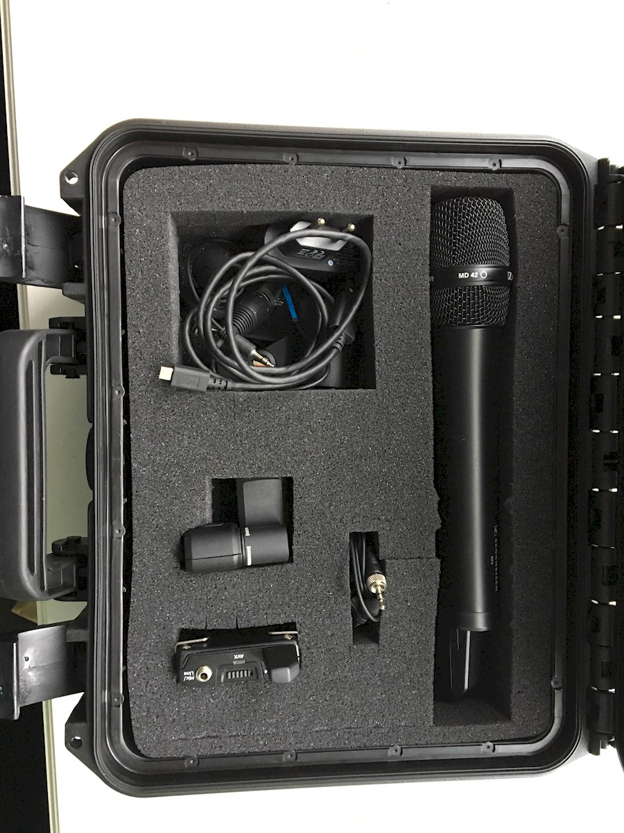 Rent Sennheiser AVX Combo Set from Tim