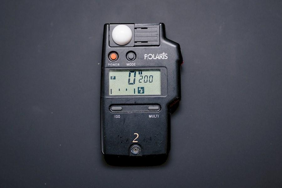 Rent a Lichtmeter Polaris 2 voor studio flits en natuurlijk licht (analoog) in Amsterdam from David