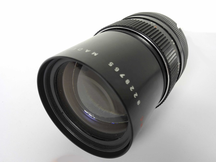 Rent a Pentacon 135mm F/2.8 M42 × 1 mm in Nieuwkuijk from BLICK FILM & LIVE V.O.F.