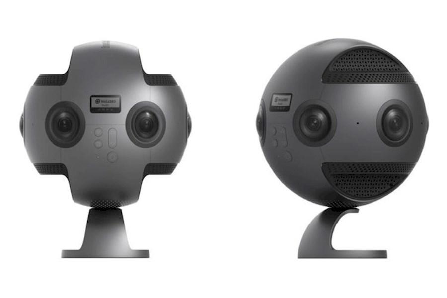 Rent a INSTA360 PRO - 360 graden camera 8K in Heemskerk from Jimi