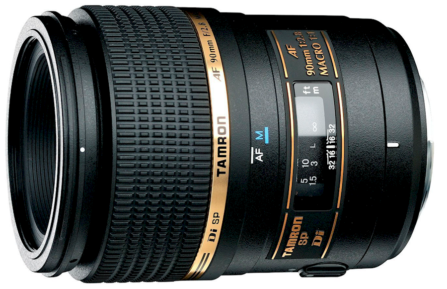 Rent a Tamron SP AF 90mm F/2.8 Di Macro in Reusel from Toon