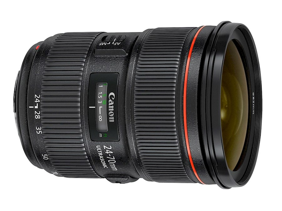 Rent a Canon EF 24-70mm F/2.8 L USM Macro EF in Reusel from Toon