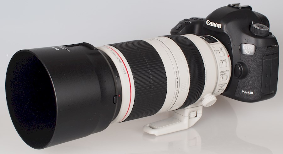Rent a Canon 100-400mm F/4.5 L IS in Reusel from Toon