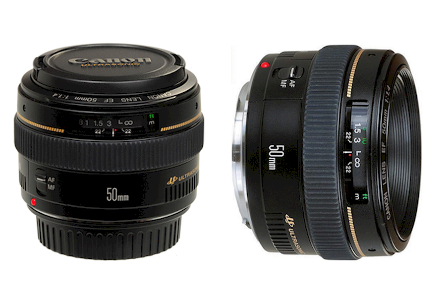 Rent a Canon EF 50mm F/1.4 EF USM in Reusel from Toon