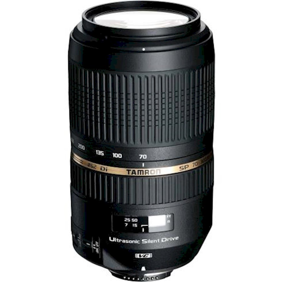 Rent a Tamron 70-300mm F/4-5.6 SP Di VC USD Canon EF mount in Heemskerk from Jimi